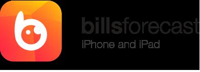 Bills Forecast Icon Logo